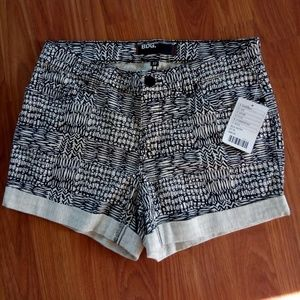 NWT BDG Black Motif Shorts